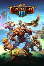 Jaquette Torchlight III