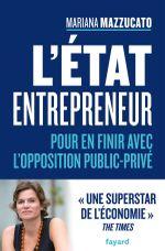 Couverture L'État entrepreneur