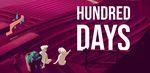 Jaquette Hundred Days