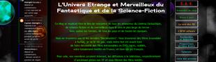 Cover MuadDib: L'Univers Etrange et Merveilleux du Fantastique et de la Science-Fiction (Blog)