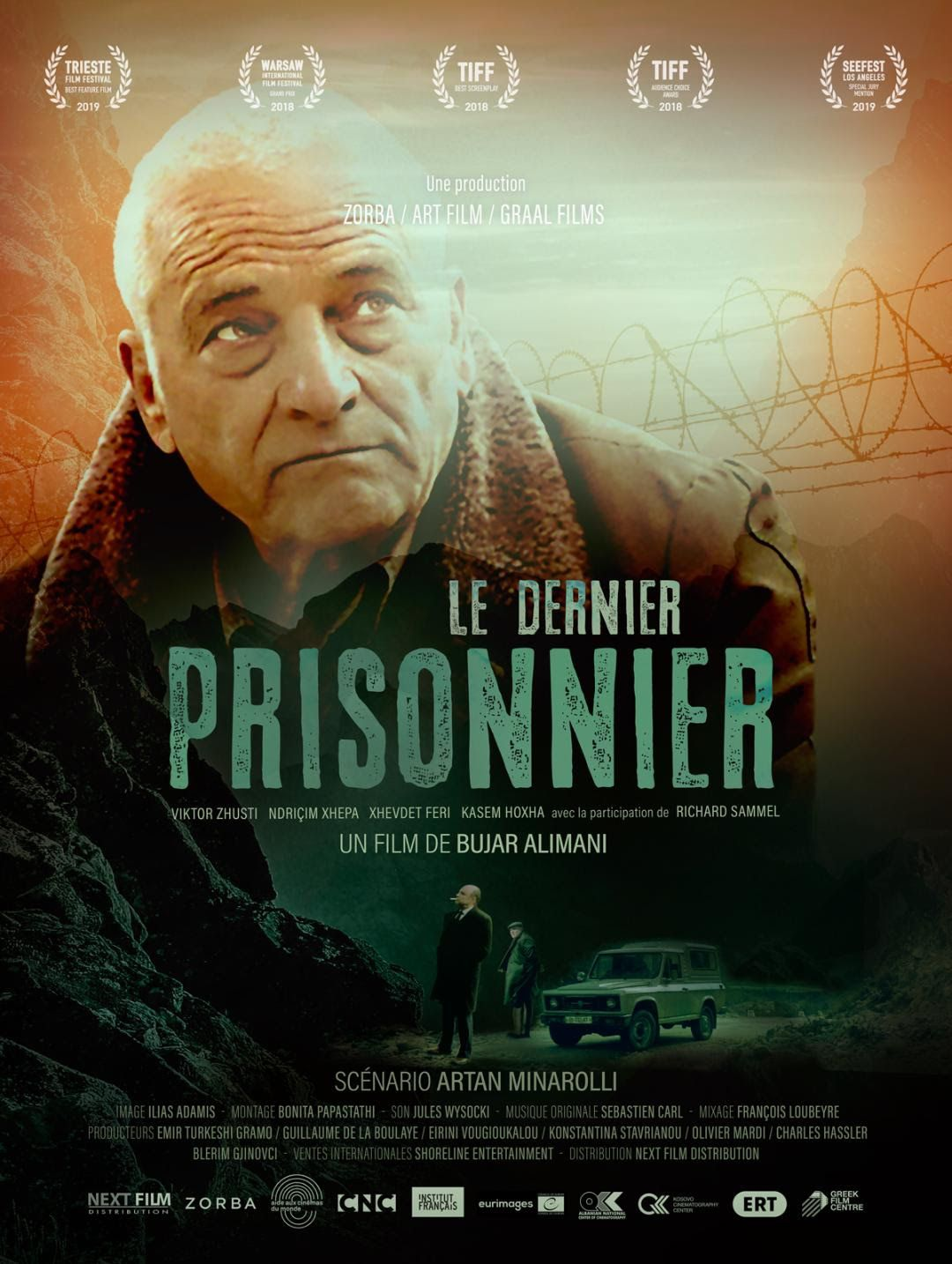 Le Dernier prisonnier - Film (2020) - SensCritique