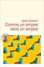 Couverture Comme un empire dans un empire