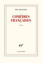 Couverture Comédies françaises