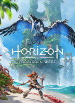 Jaquette Horizon : Forbidden West