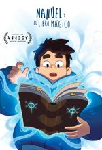 Affiche Nahuel and the Magic Book