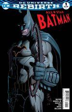 Couverture All-Star Batman (2016 - 2017)