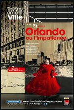 Affiche Orlando ou l'impatience