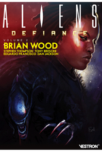 Couverture Aliens : Defiance, tome 2