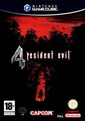 Jaquette Resident Evil 4