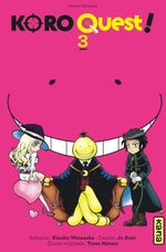 Couverture Koro Quest, tome 3