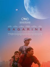 Affiche Gagarine