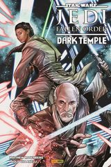 Couverture Star Wars : Jedi Fallen Order - Dark Temple