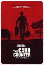 Affiche The Card Counter