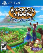 Jaquette Harvest Moon: One World