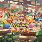 Jaquette Pokémon Café Mix