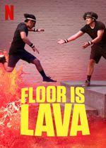 Affiche Floor is Lava