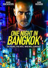 Affiche One Night in Bangkok
