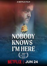 Affiche Personne ne sait que je suis là