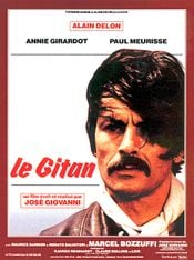Affiche Le Gitan