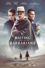 Affiche En attendant les barbares