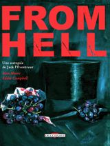 Couverture From Hell