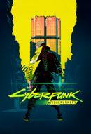 Affiche Cyberpunk Edgerunners