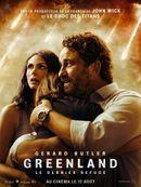 Affiche Greenland, le dernier refuge