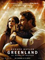 Affiche Greenland - Le dernier refuge