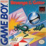 Jaquette Pinball : Revenge of the Gator