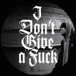 Pochette I Don't Give a Fuck (EP)