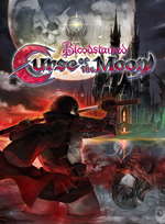 Jaquette Bloodstained: Curse of the Moon