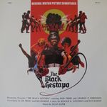 Pochette The Black Gestapo (OST)