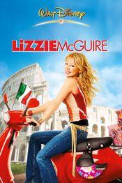 Affiche Lizzie McGuire, le film