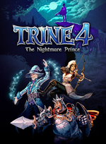 Jaquette Trine 4: The Nightmare Prince