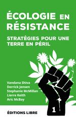 Couverture Écologie en résistance