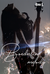 Couverture Borderline Melody, tome 2 : May