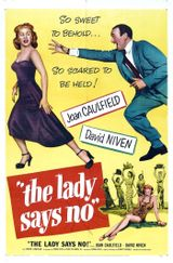 Affiche The Lady Says No