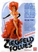 Affiche Ziegfeld Follies
