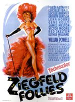 Affiche Ziegfeld Follies