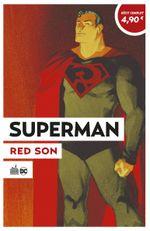 Couverture Superman : Red Son - Le Meilleur de DC Comics, tome 5