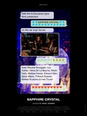 Affiche Sapphire Crystal