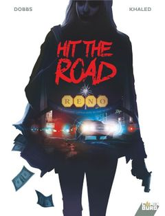 Couverture Hit the road