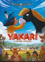 Affiche Yakari, le film