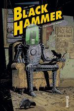 Couverture Le Meilleur des mondes - Black Hammer, tome 4