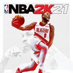 Jaquette NBA 2K21