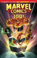 Couverture Marvel Comics #1001