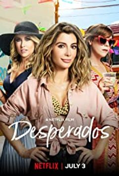 Affiche Desperados