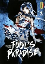 Couverture Fool's Paradise Tome 1