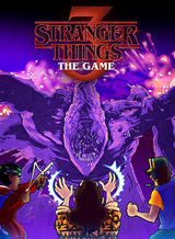 Jaquette Stranger Things 3 : The Game