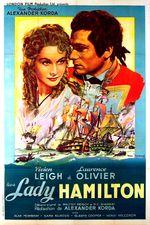 Affiche Lady Hamilton